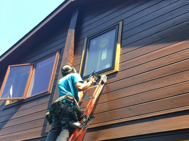 Port Orchard, WA | Wood Casement Window Installation